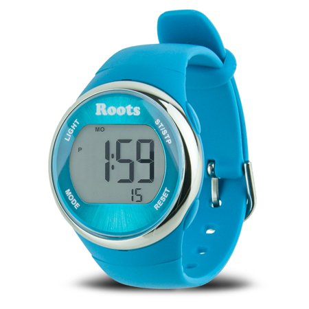 Roots Women's Aqua Digital Waterproof Sports Watch (Roots Canada Watch)