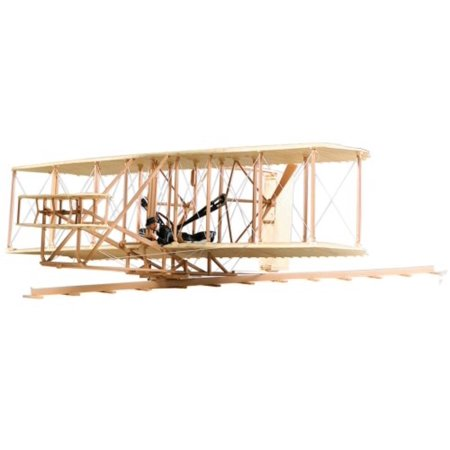 Fuser Parts (1:39 Wright Flyer First Powered Flight, Over 60 realistically molded parts By Revell )
