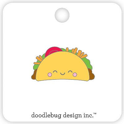 Doodlebug So Much Pun Collectible Pin - Tyco Pins