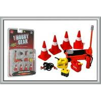 Hobby Gear 16052 Scale Roadside Assistance Set
