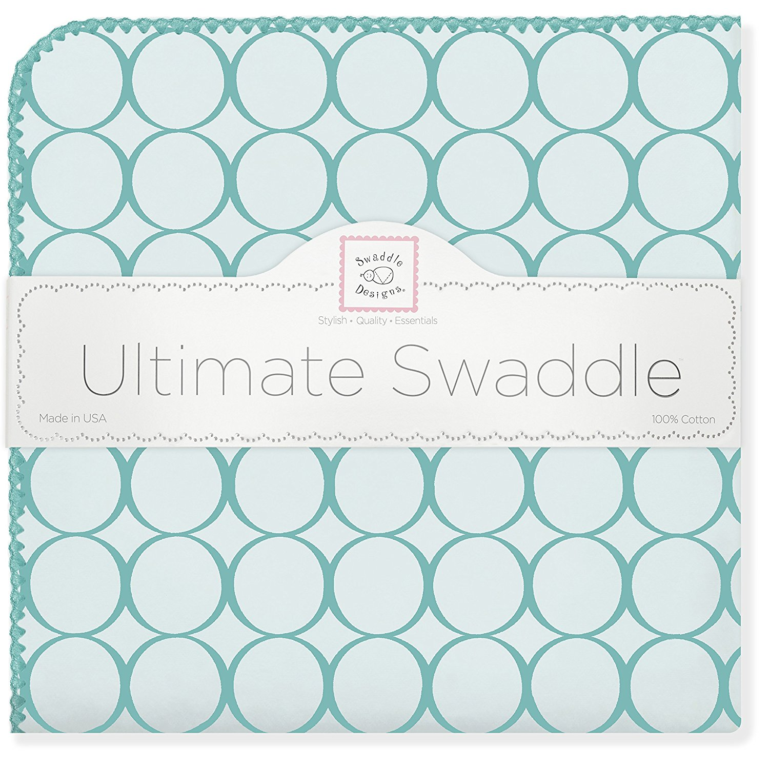 Swaddle Ultimate Swaddle Blanket, Made in USA, Premium Co...