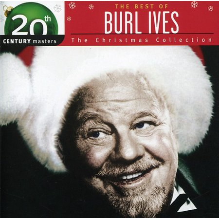 CHRISTMAS COLL:BEST OF BURL IVES (CD) (Best Kids Christmas Cd)