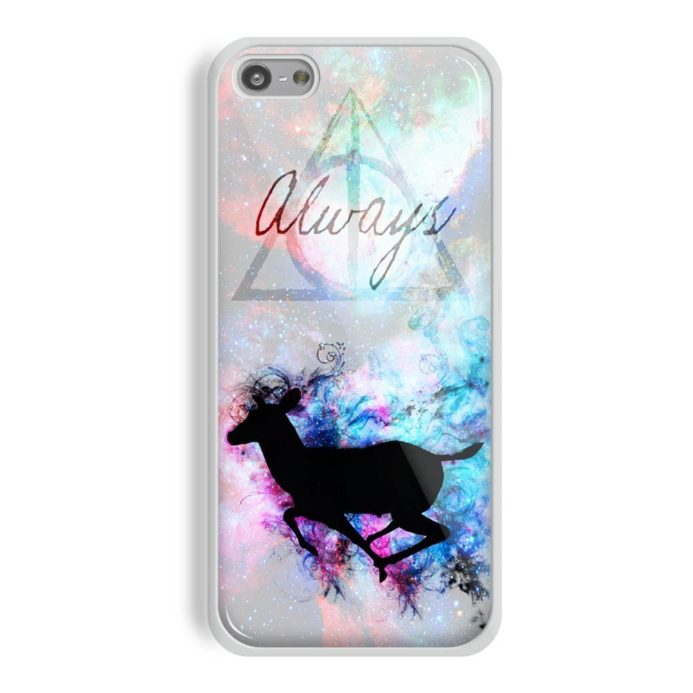 Ganma Harry Potter Deer Always Case For iPhone 6 plus White Case