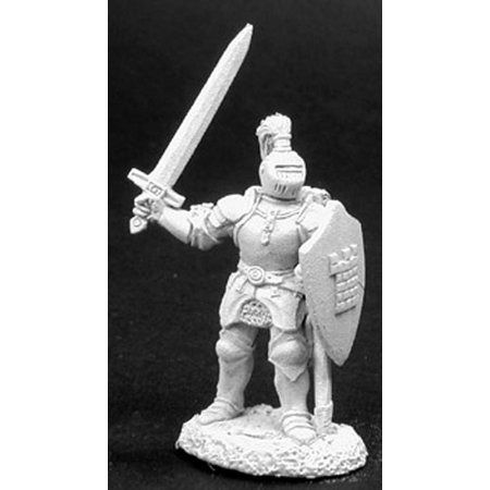 - Reaper Miniatures Sir David #02748 Dark Heaven Legends Unpainted Metal Figure