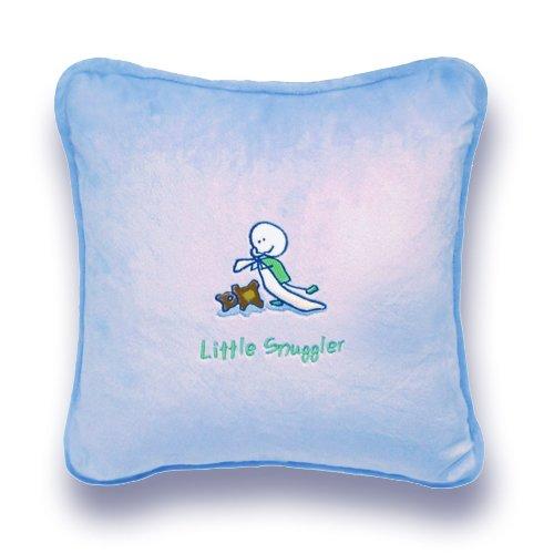 Zoomie Kids Greig Little Snuggler Throw Pillow