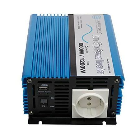 Aims Power 2000 Watt 48 Vdc Pure Sine Inverter Charger W