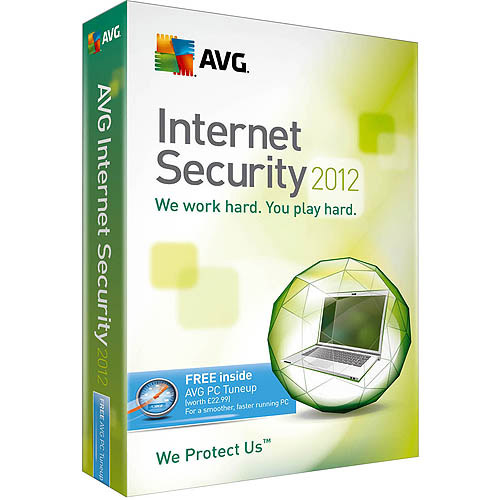 AVG Internet Security 2012 + PC Tune-Up, 3 Users