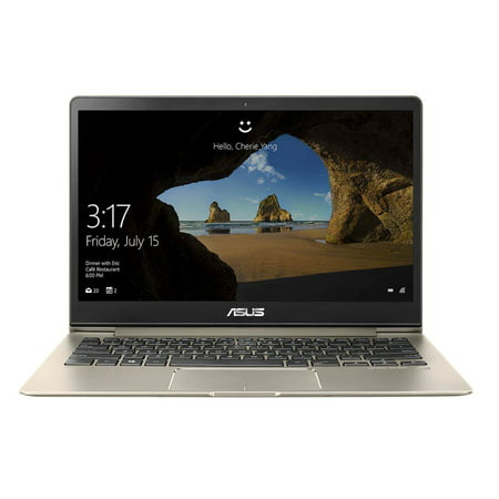 ASUS Zenbook Laptop 13.3, Intel Core i7-8550U, 256GB SSD, 8GB RAM,