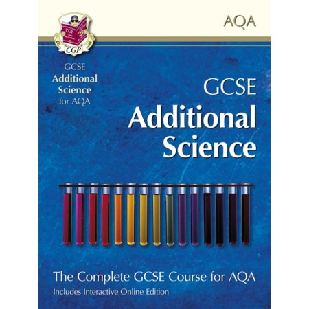 Gcse Additional Science For Aqa  Student Book With Interactive Online Edition  A  G Course   Paperback