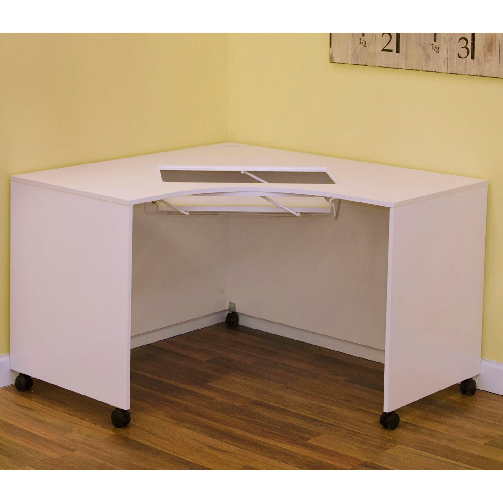 Arrow Group Mod Corner Sewing Cabinet
