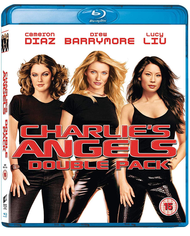 Charlie S Angels 2000 Charlie S Angels Full Throttle 2003 Blu Ray Box Set Region Free Walmart Com Walmart Com