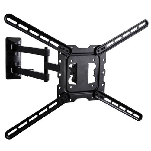 "VideoSecu Articulating TV Wall Mount for 26""-55"" Samsung VIZIO LED Plasma HDTV Full Motion Flat Panel Screen Bracket BGU"