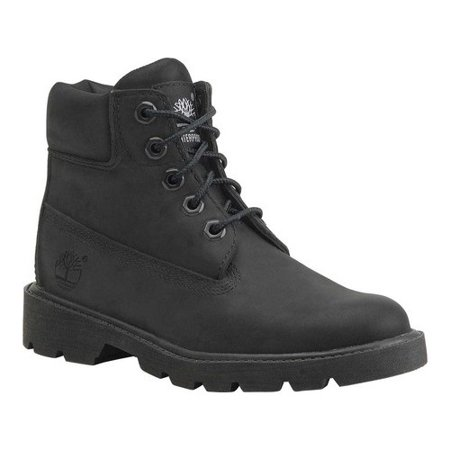 Timberland Classic Baby Toddlers Boots Black 10810