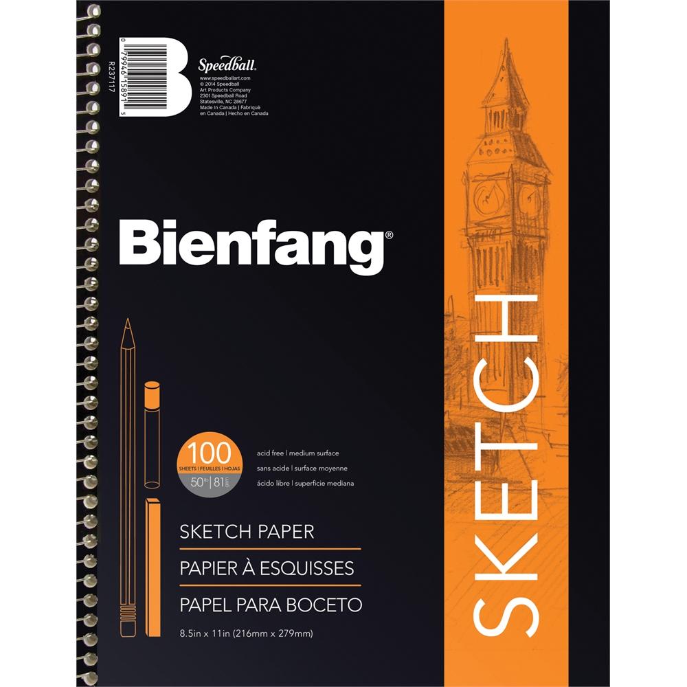 BIENFANG Sketchbook (Set of 2)
