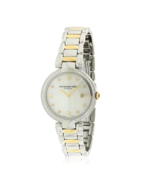 Raymond Weil 1600-SPS-00995 32 mm Shine Two-Tone Ladies Watch