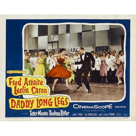 Daddy Long Legs - movie POSTER (Style G) (11