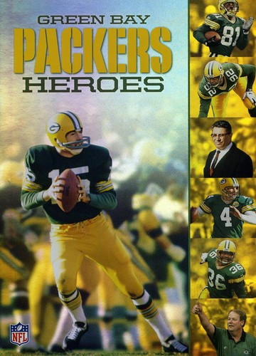 NFL Green Bay Packers Heroes by WARNER HOME ENTERTAINMENT