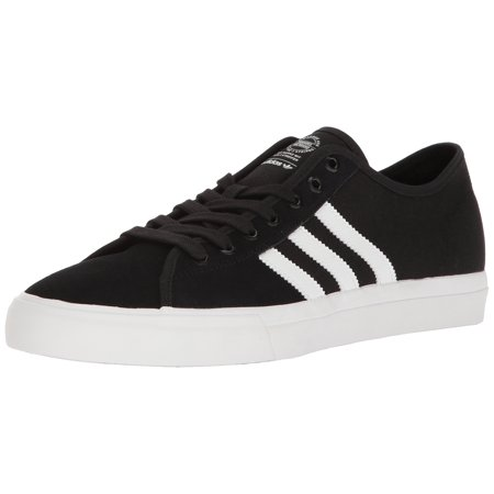 Adidas By3201  Mens Originals Matchcourt Rx Core Black White Sneakers