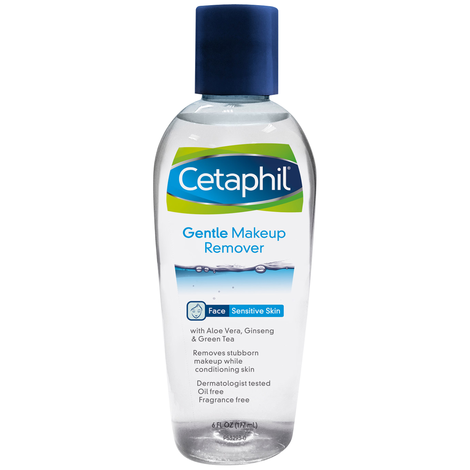 Cetaphil® Face Gentle Makeup Remover 6 fl. oz. Bottle