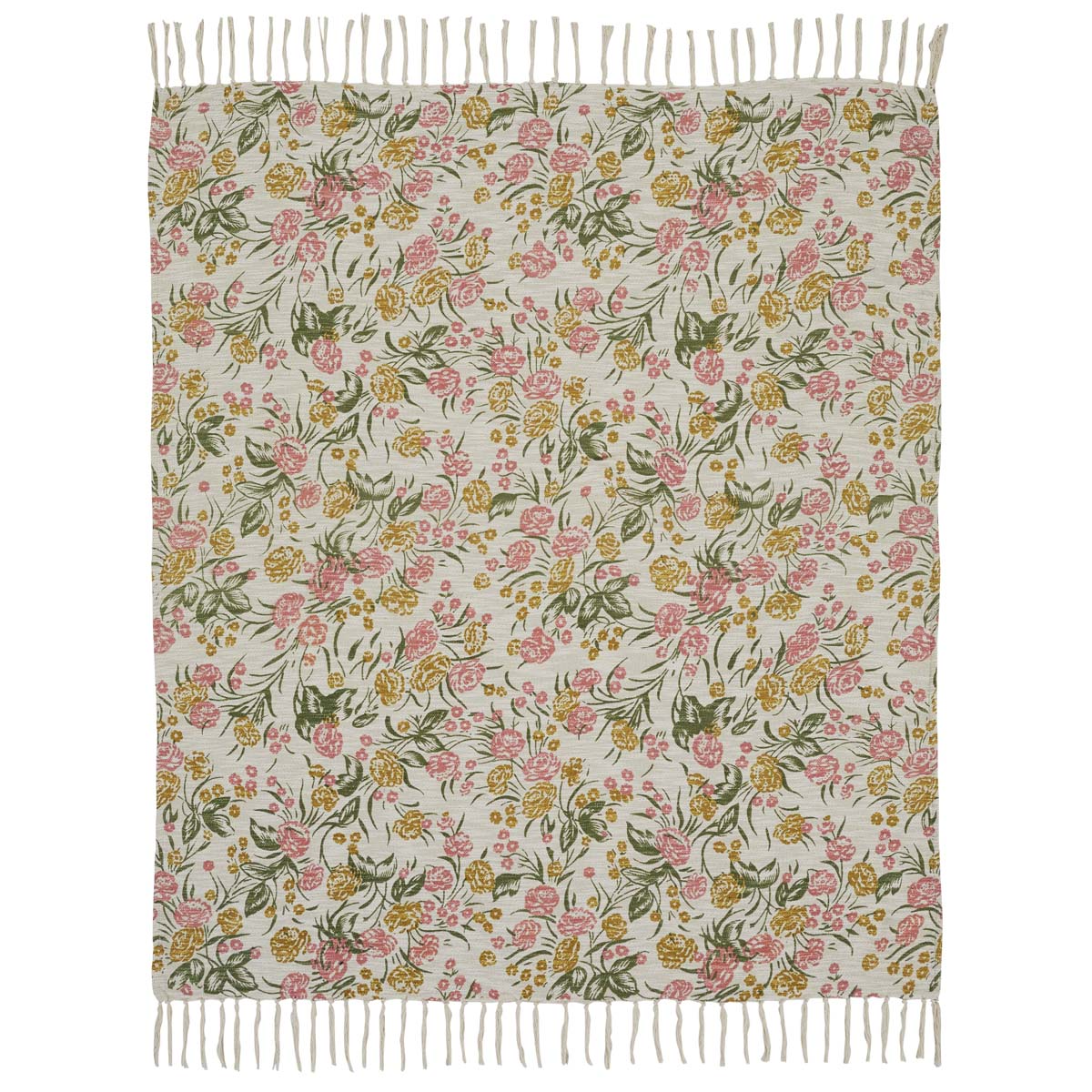 Madeline Printed Woven Throw 60x50