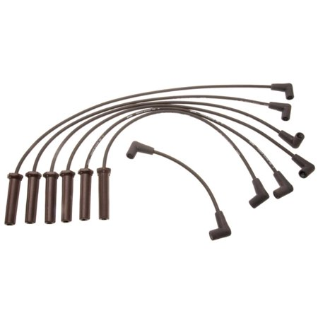 AC Delco 706V Spark Plug Wire, OE Replacement