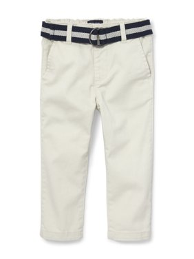 b01005fe9 Product Image The Children's Place Belted Flat Front Skinny Chino Pant (Baby  Boys & Toddler ...