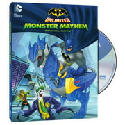 Batman Unlimited: Monster Mayhem (With INSTAWATCH) by WARNER HOME VIDEO