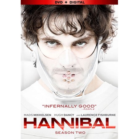 Hannibal: The Complete Second Season (DVD) (Hannibal Best Show On Tv)