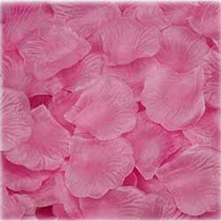 1000PC Silk Artificial Flower Rose Petals Wedding Party Decorations PK](Purple Flower Petals)
