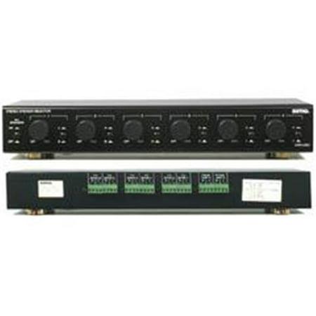 Sima SSW-L6EX S-lecteurs de haut-parleurs multizones - deux amp-res avec commandes de volume - image 1 de 1