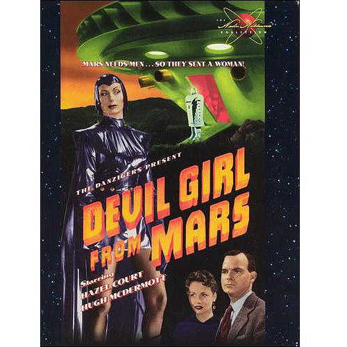 Devil Girl From Mars (Full Frame)