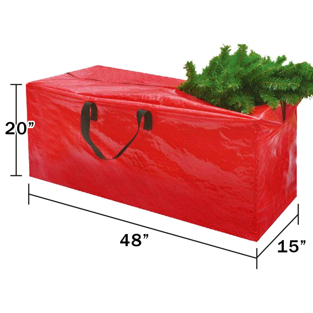 Sunrise Holiday Tree Storage Bag Artificial Christmas Tree ...