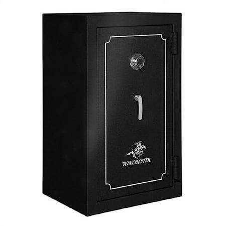 Winchester Home Amp Office 7 Gun Safe Black Gloss Walmart Com