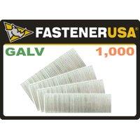 "3/4"" to 1-1/2"" FINISH NAILS 16 GAUGE GALVANIZED 1M VarietyPak"