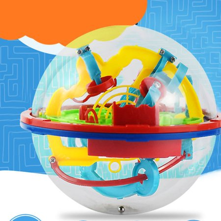 3D Puzzle Magic Maze Ball 299 Level Perplexus Magical Intellect Marble Ball