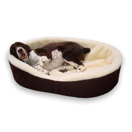 Dog Bed King USA Cuddler Dog Bed Large, 33