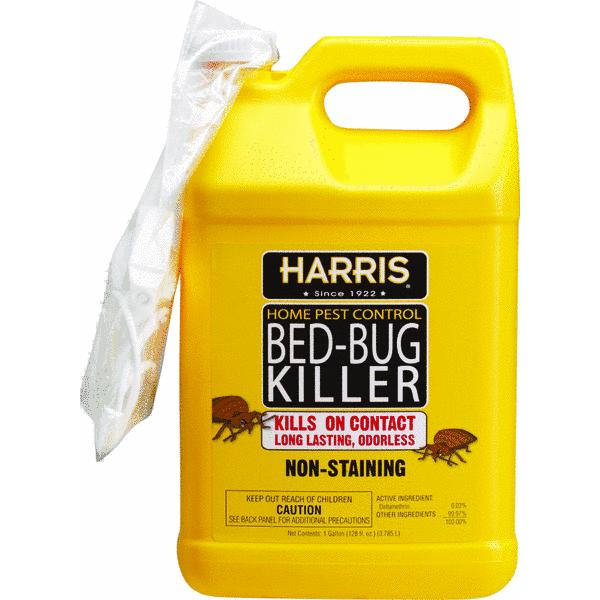 harris bed bug killer gallon - walmart
