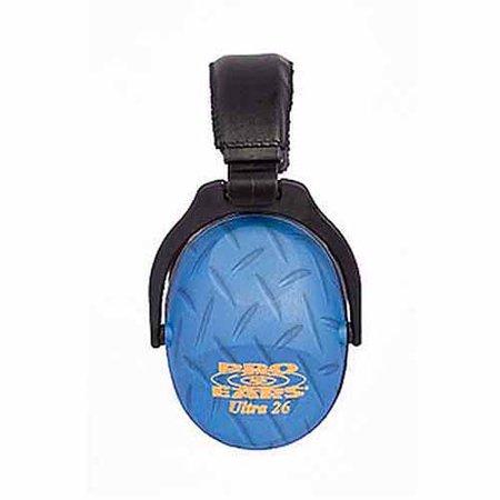 Recon Harness - PRO EARS REVO EARMUFF BLUE DIAMOND PLATE