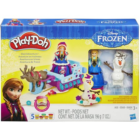 play doh sled adventure featuring disneys frozen - Inventory Checker