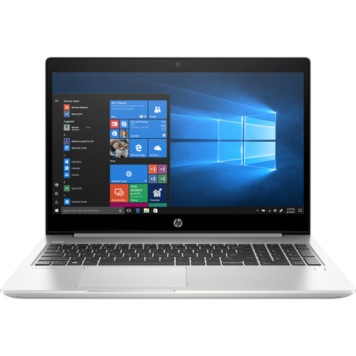 "HP ProBook 450 G6 15.6"" LCD Notebook - Intel Core i5 (8th Gen) i5-8265U Quad-core (4 Core) 1.6GHz - 4GB DDR4 SDRAM - 128GB SSD - Windows 10 Home"