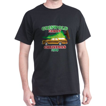 Griswold Family Christmas Funny Holiday Gifts T-Sh - 100% Cotton T-Shirt ()