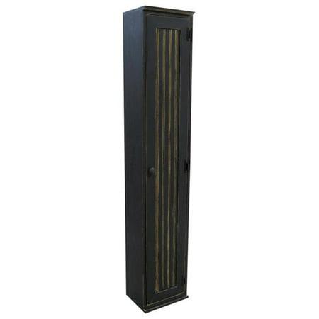 Sawdust City Entryway Locker Cabinet, Sage ()