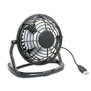 USB Mini Desktop Cooling Fan with Adjustable Direction