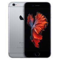 Refurbished Apple iPhone 6s 16GB, Space Gray - Unlocked CDMA / GSM