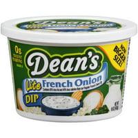 Dean's Lite French Onion Dip, 16 Oz.