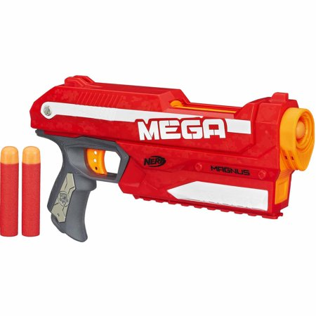 Stretch the limits of blaster performance in the biggest Nerf battle  yet.The Nerf N-Strike Elite Mega Series Centurion blaster ...