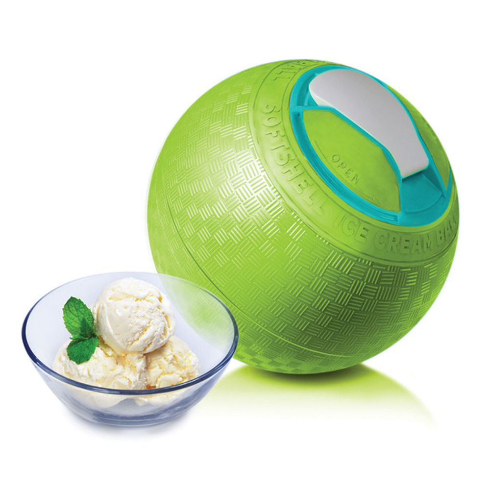 Softshell Ice Cream Ball, Lime, Quart by Industrial Revolution
