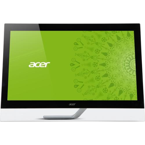 """Acer T272HL 27"""" LED LCD Touchscreen Monitor - 16:9 - 5 ms - 1920 x 1080 - Full HD - Adjustable Display Angle - 16.7 Mill"""