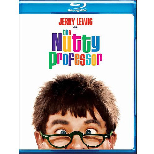 The Nutty Professor: 50th Anniversary (Blu-ray) (Widescreen)
