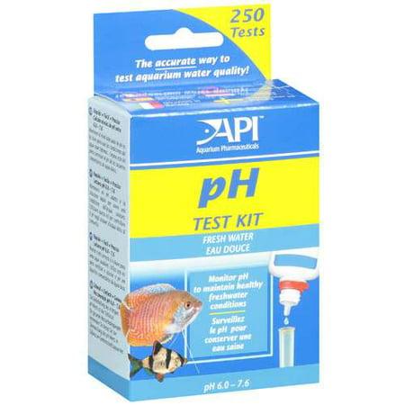 Api Fishcare Ap00128 Freshwater Ph Mini Test Kit 250 Test
